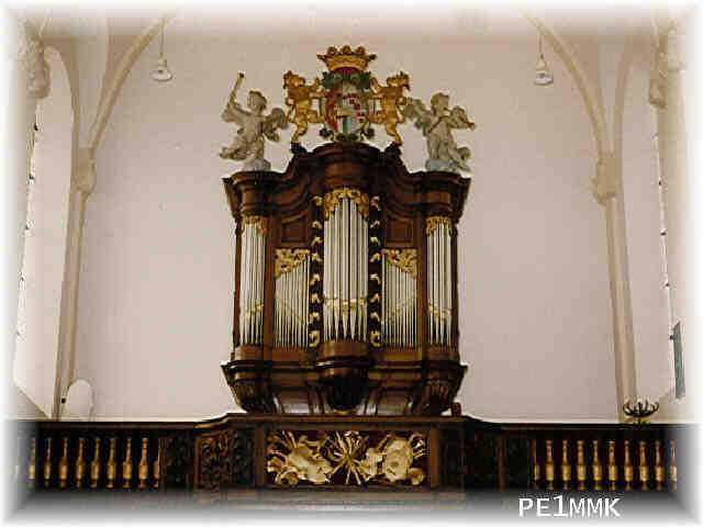 The organ, queen of instruments